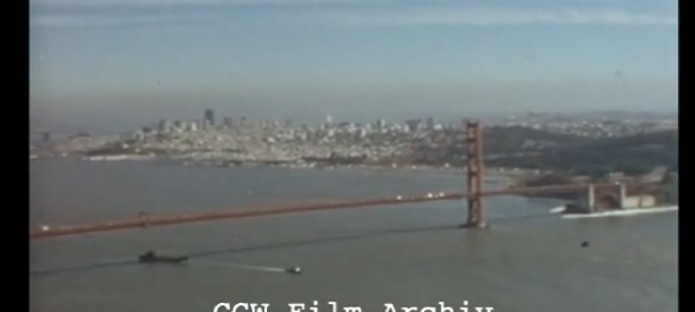 Z CCW footage - California 1970 seen by H hennings