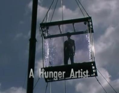 Ein Hungerkünstler - David Blaine