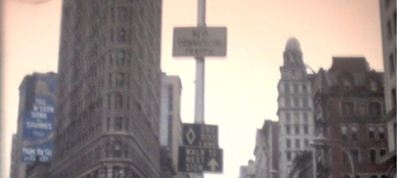Z  CCW footage - Im New York der 70er