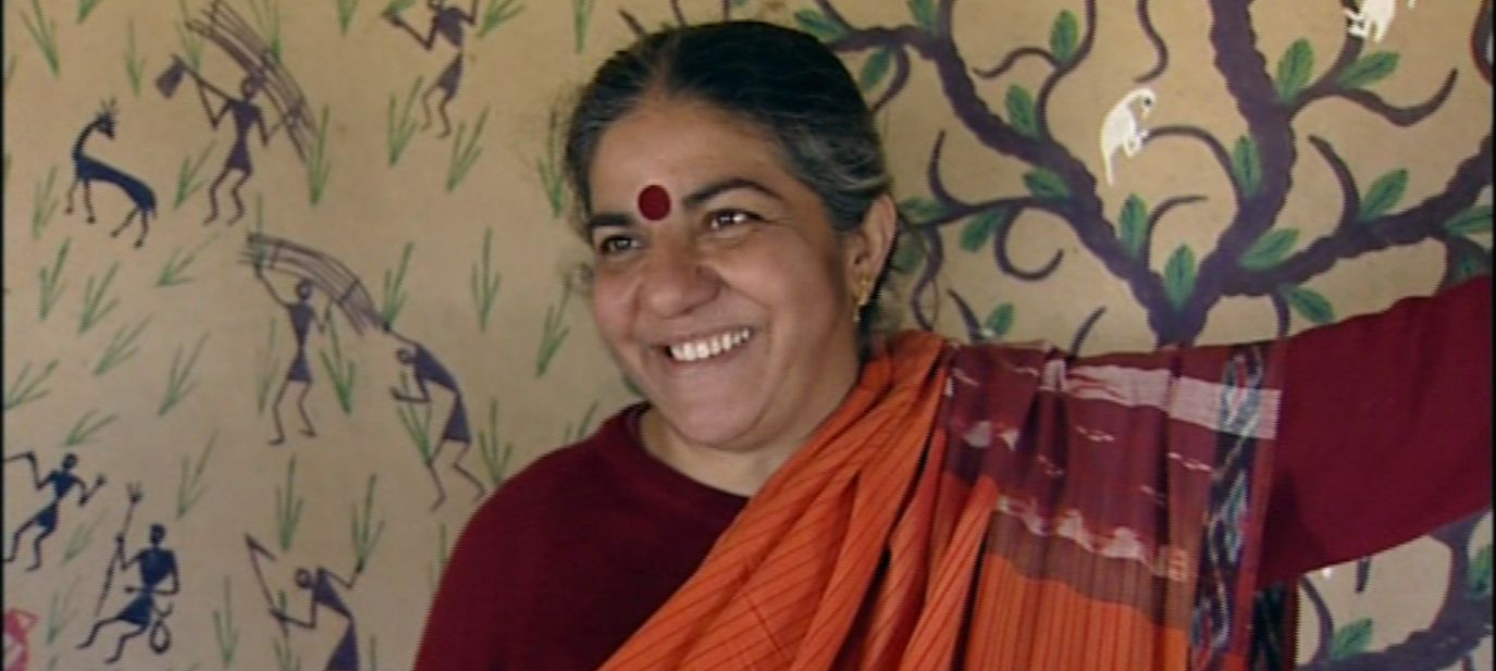 Vandana Shiva - Von Saatgut und Saatgutmultis