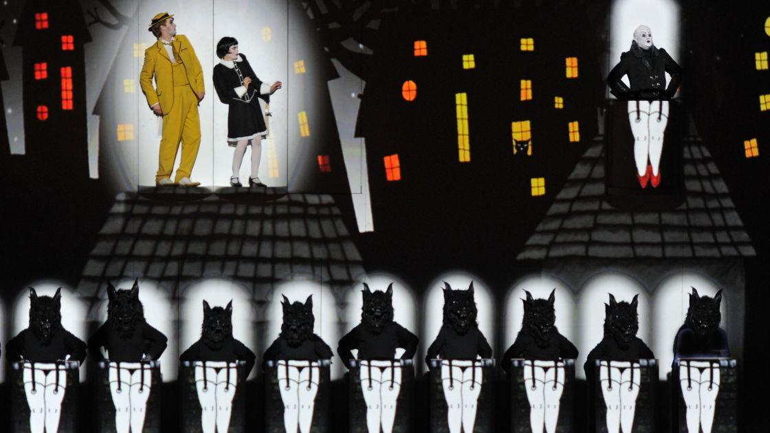 Die Zauberflöte © Hans Jörg Michel