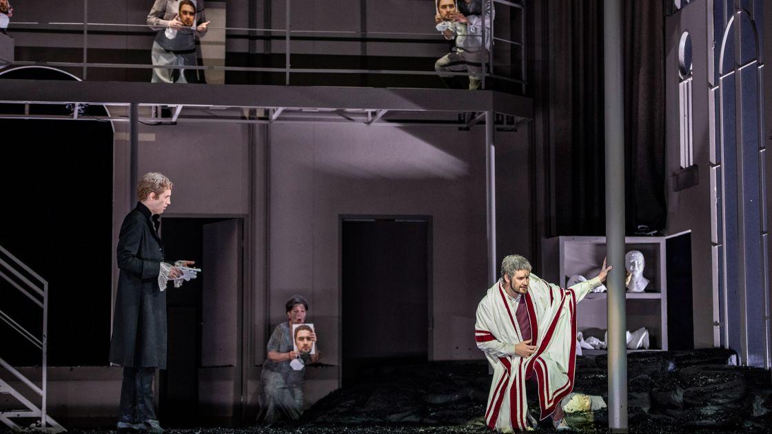 La clemenza di Tito © Bettina Stöß