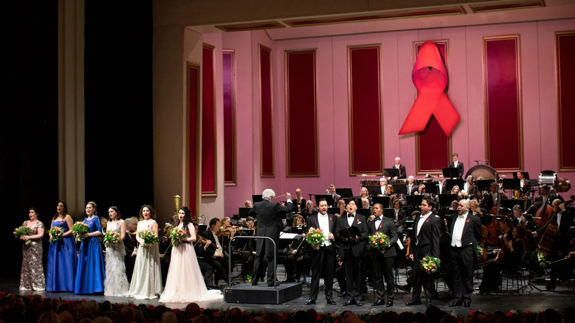 AIDS-Gala © Susanne Diesner