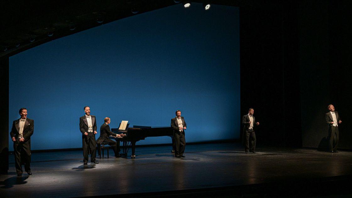 Comedian Harmonists in Concert © Hans Jörg Michel