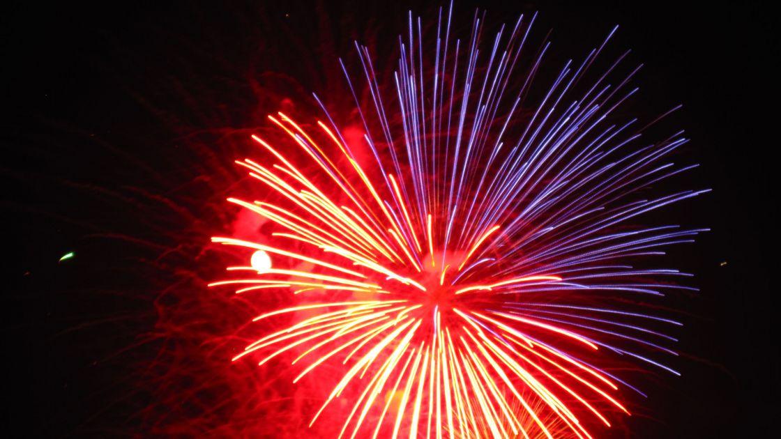 Feuerwerk DOR