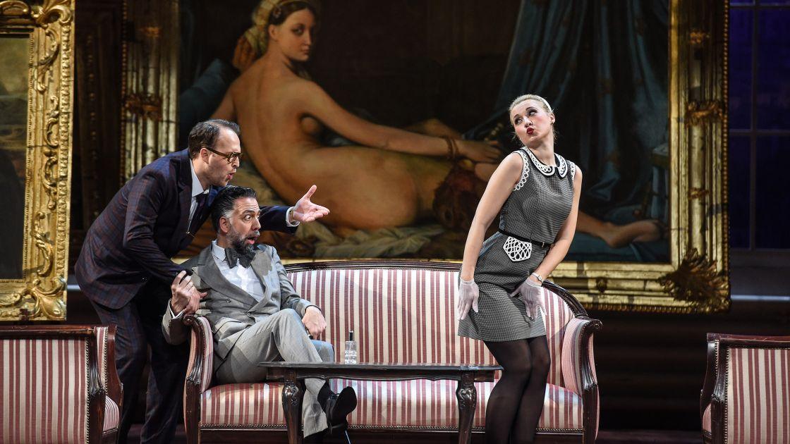 Don Pasquale © Hans Jörg Michel