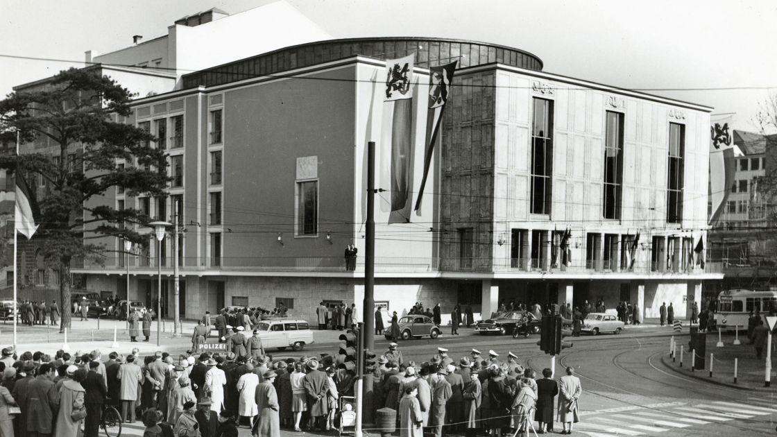 Opernhaus Düsseldorf – Archivbild