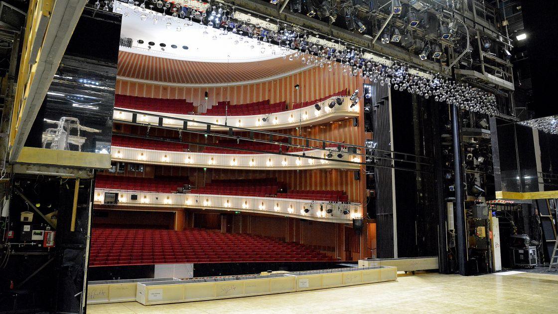 Opernwerkstatt Düsseldorf © Daniel Senzek