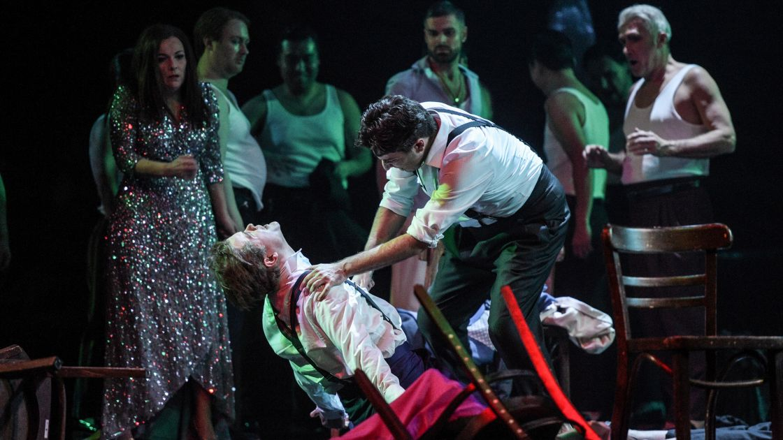 Roméo et Juliette © Hans Jörg Michel