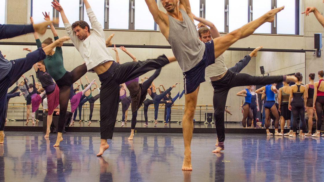 Ballettwerkstatt © Gert Weigelt