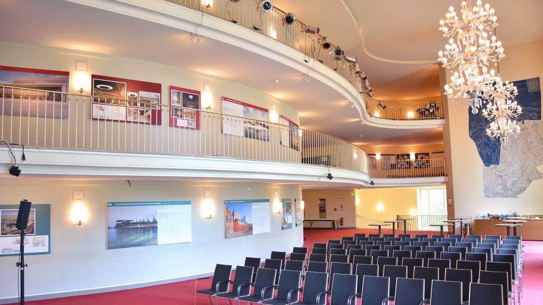 "Ausstellung ""Große Oper – viel Theater?"" © Daniel Senzek"
