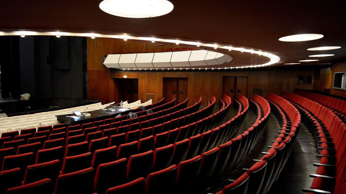 Opernwerkstatt Duisburg © Daniel Senzek