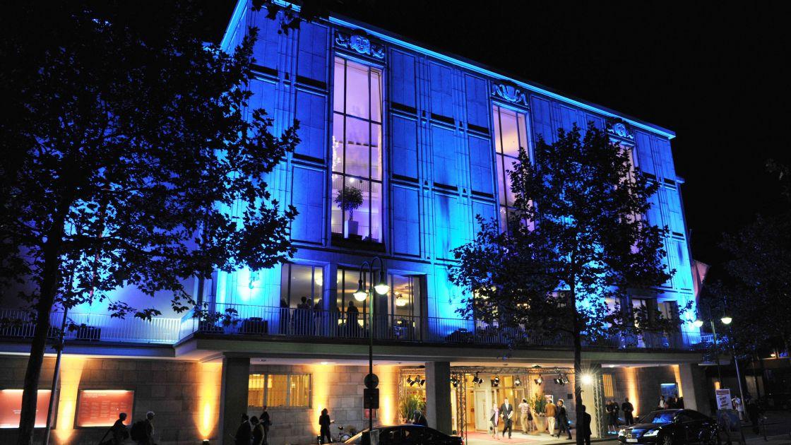 Opernhaus Düsseldorf Hans Jörg Michel