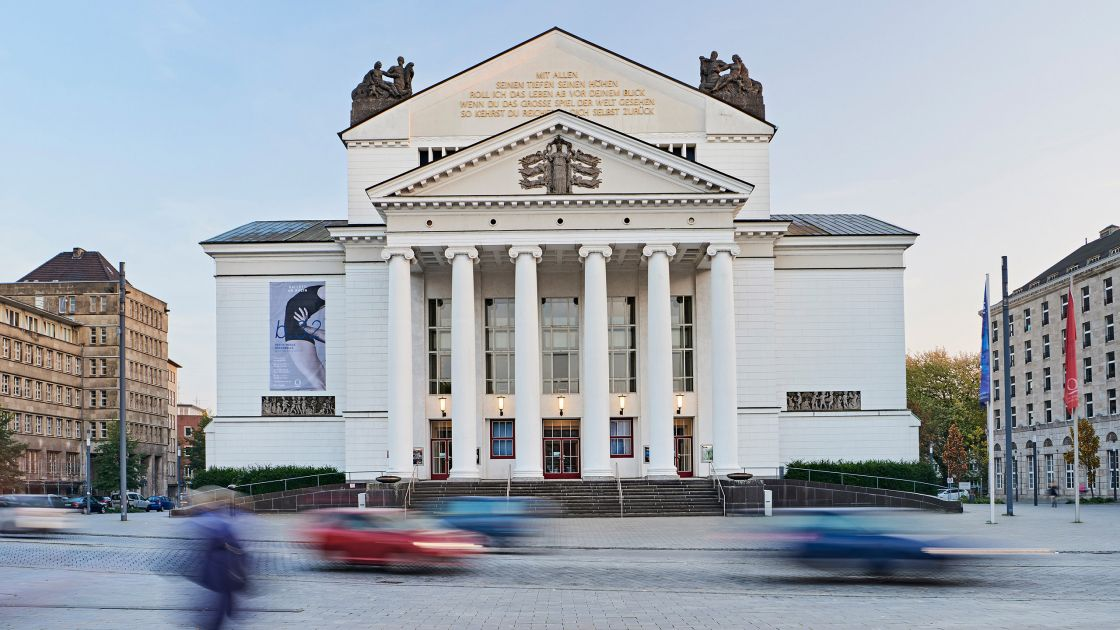 Theater Duisburg © Jens Wegener