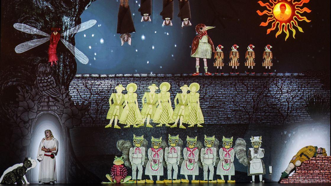 Petruschka / L'Enfant et les Sortilèges © Hans Jörg Michel