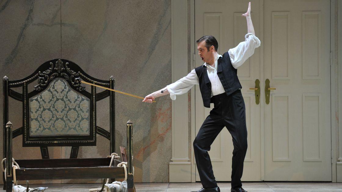 Le nozze di Figaro © Hans Jörg Michel