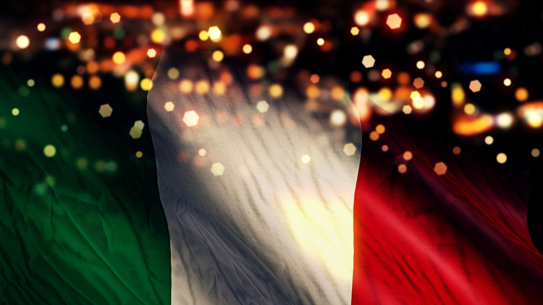 Viva l'italianità! © Natanael Ginting / shutterstock