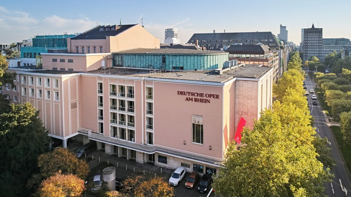 Opernhaus Düsseldorf © Jens Wegener