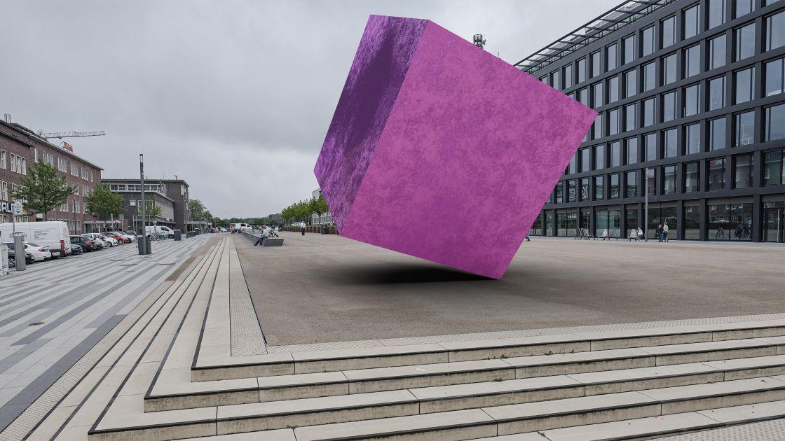 DIE UNBEDINGTEN DINGE (UFO) © Daniel Senzek / Silas Wolf