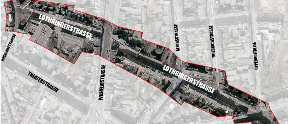 Die Lothringerstraße