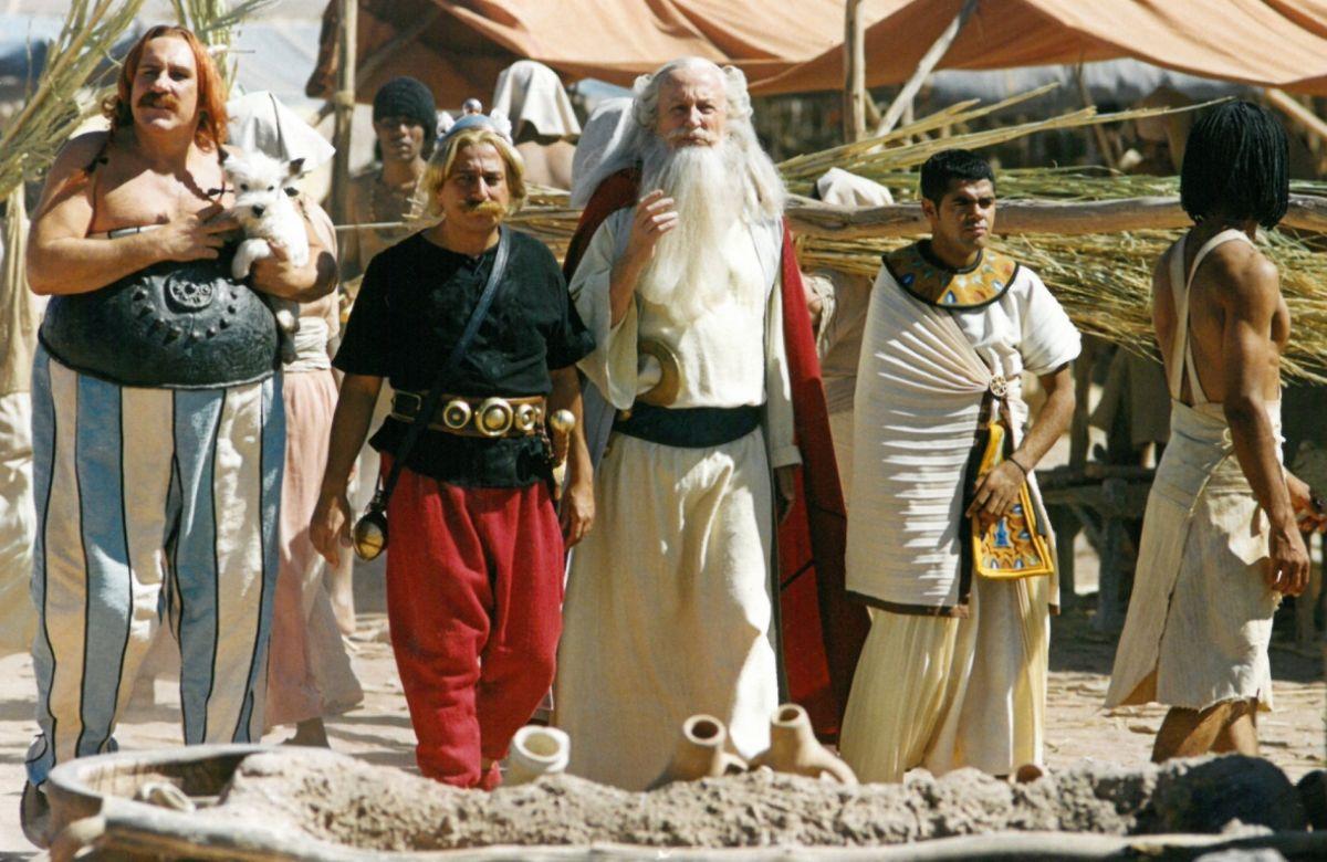 Asterix Obelix Mission Cleopatra Astérix Obélix Mission Cléopâtre Film European Film Awards