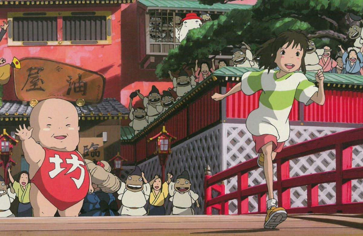 Spirited Away / Sen To Chihiro No Kamikakushi - Film - European Film Awards