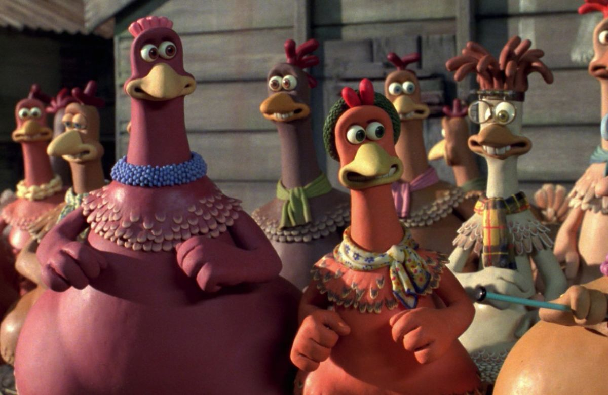 Chicken Run - Film - European Film Awards