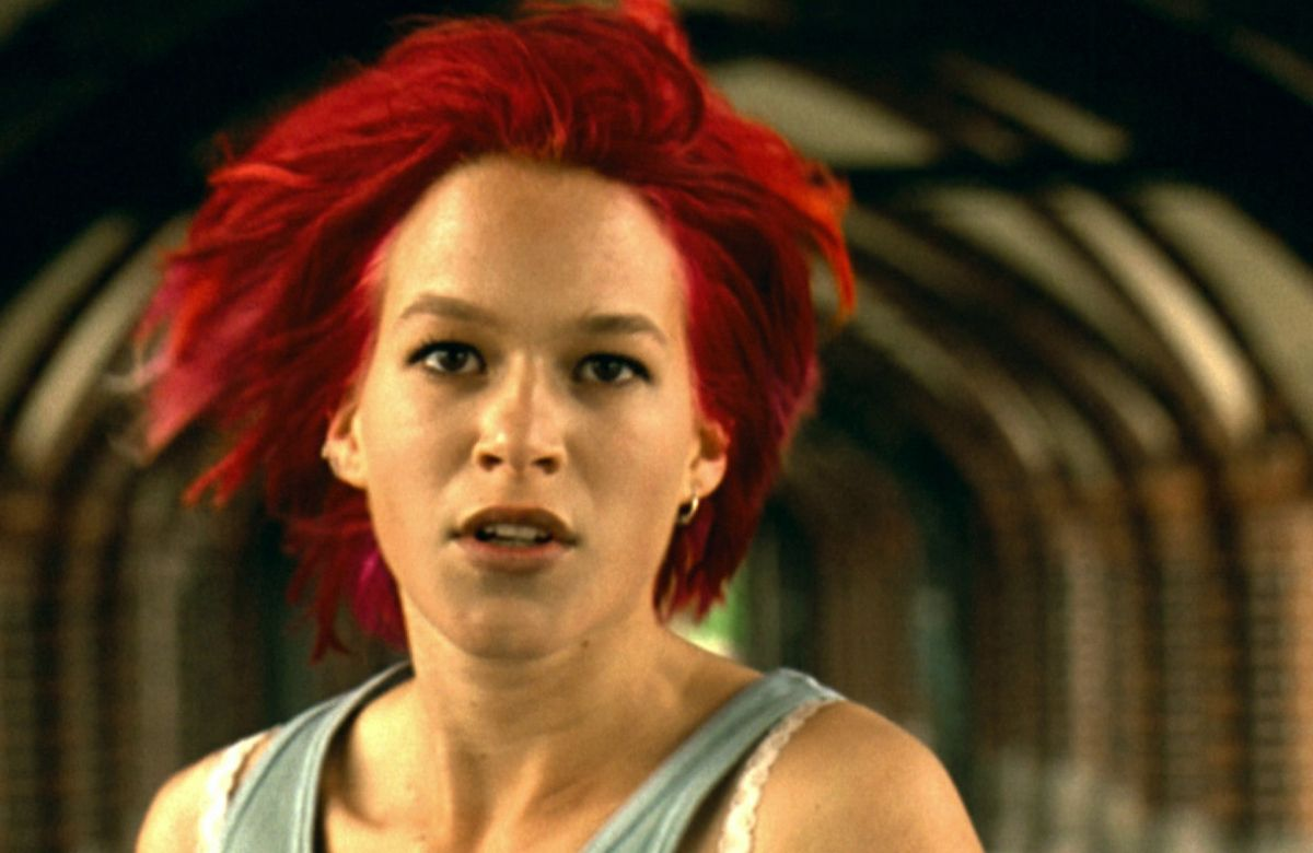 Image result for run lola run