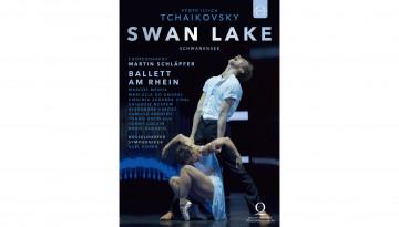 Schwanensee DVD-Cover  |