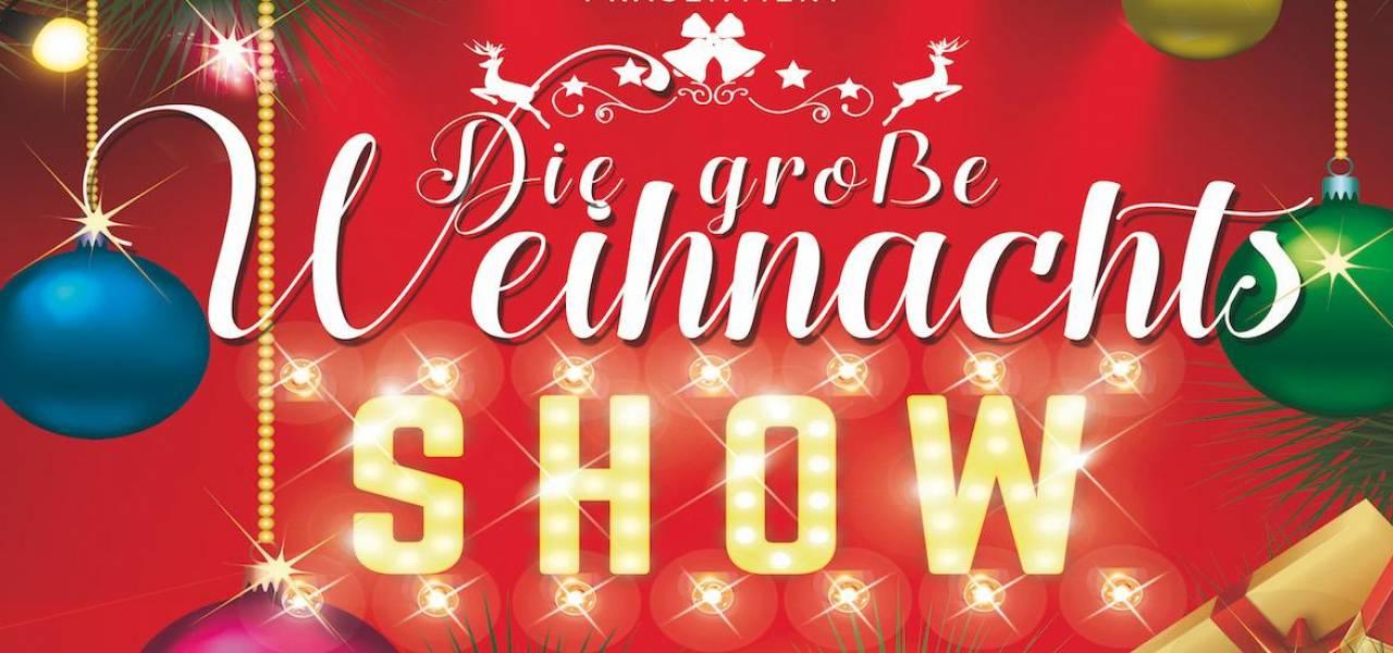 Die große Weihnachtsshow 2017 - Spielplan - Theater Hamburg