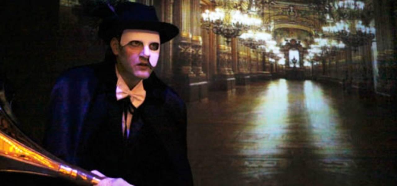 Das Phantom Der Oper Spielplan Theater Hamburg