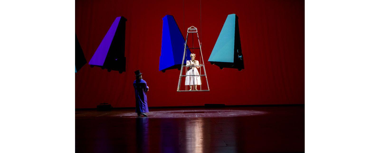 Jukeboxopera // Olympia / Jin Seok Lee / Gan-ya Ben-gur Akselrod // Foto: Rainer Muranyi