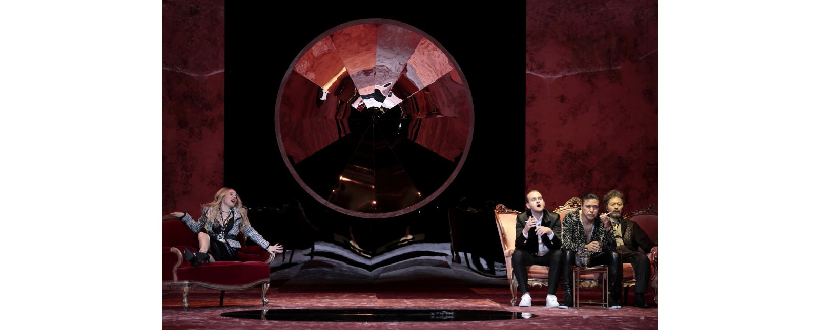 DON GIOVANNI // Inga Schäfer // Michael Borth // Juan Orozco // JinSeok Lee 2019 // Paul Leclaire