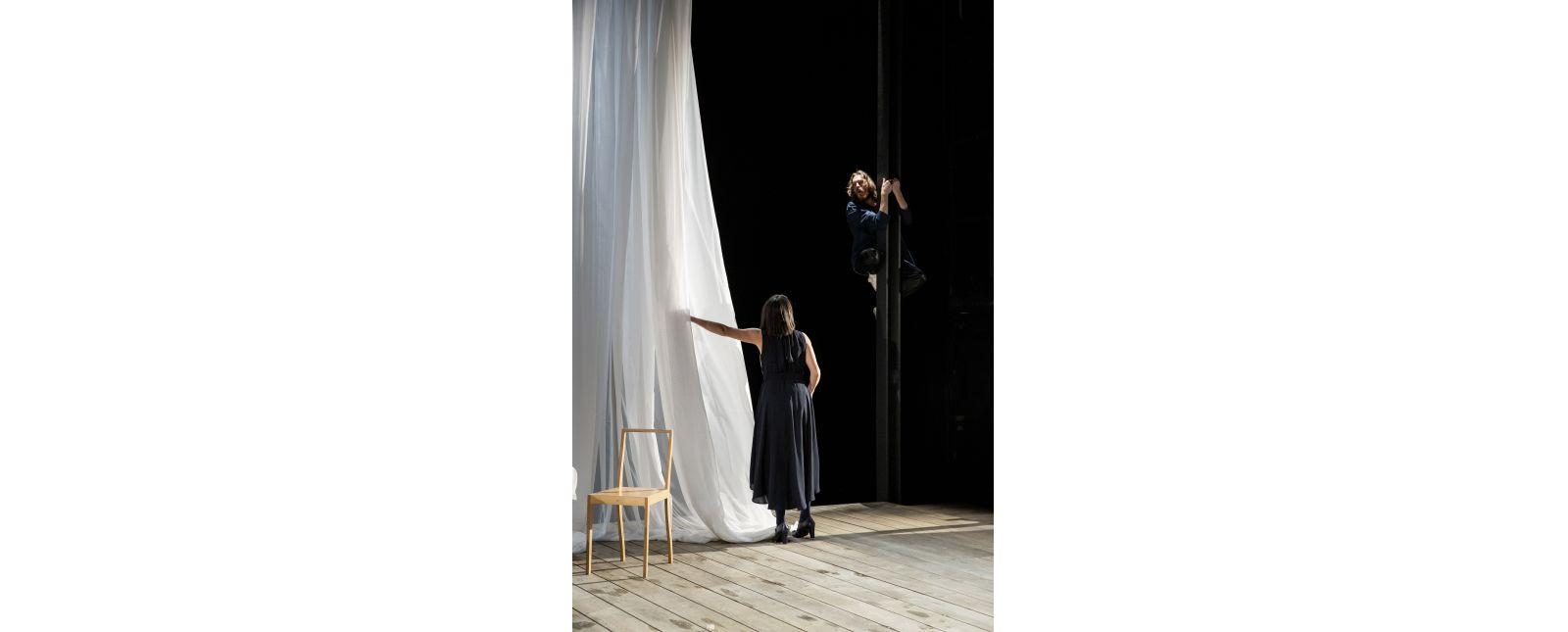 Der Riss durch die Welt // Laura Palacios / Thieß Brammer // 2020 // Rainer Muranyi