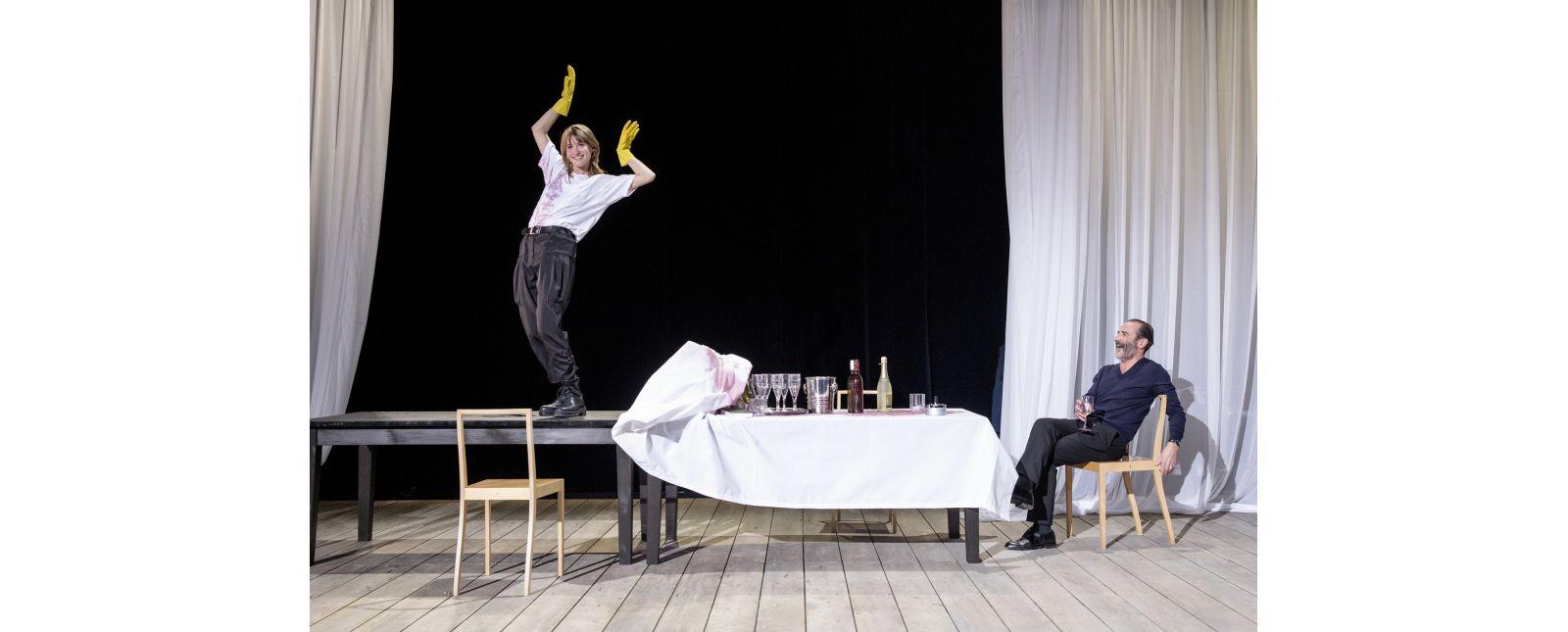 Der Riss durch die Welt // Laura Friedmann / Henry Meyer // 2020 // Rainer Muranyi