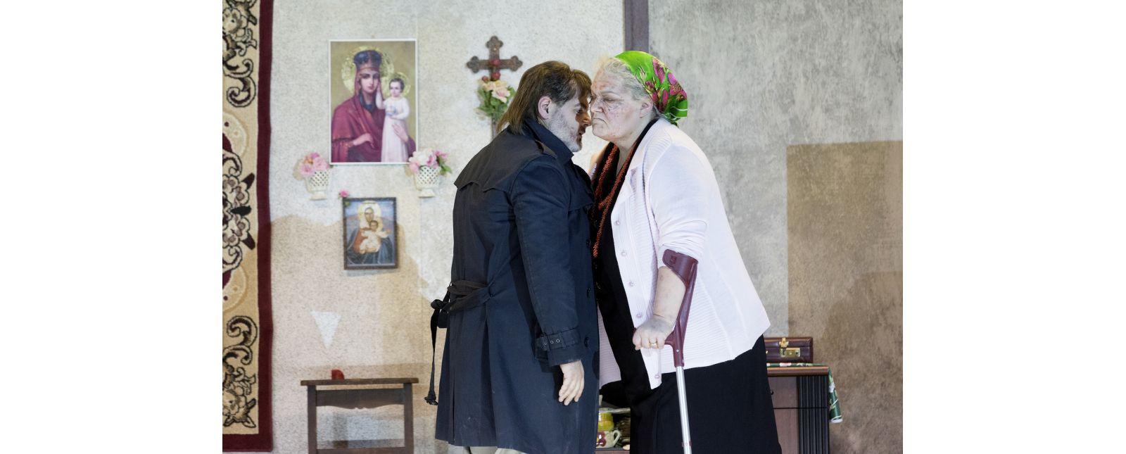 Katja Kabanowa // Roberto Gionfriddo, Anja Jung // Rainer Muranyi // 2018