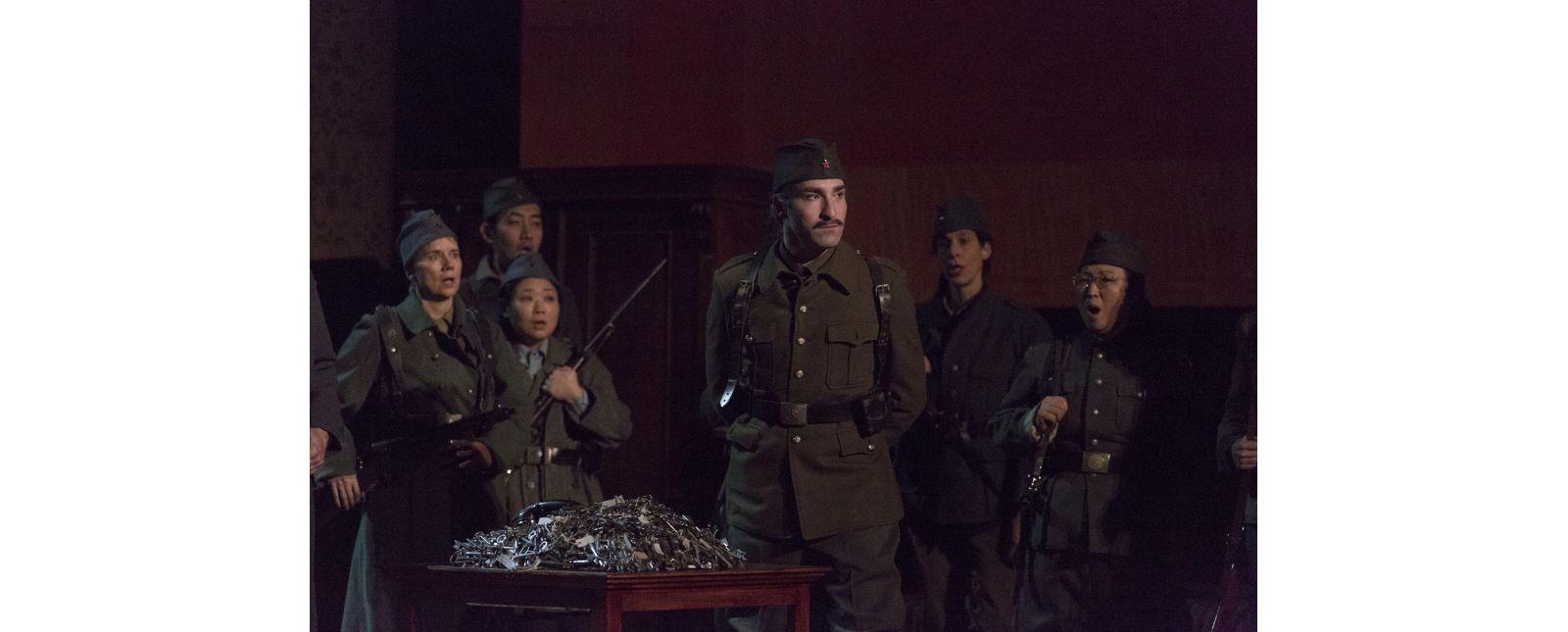 Drei Winter // Tim Al-Windawe, Opernchor des Theater Freiburg // Rainer Muranyi // 2018