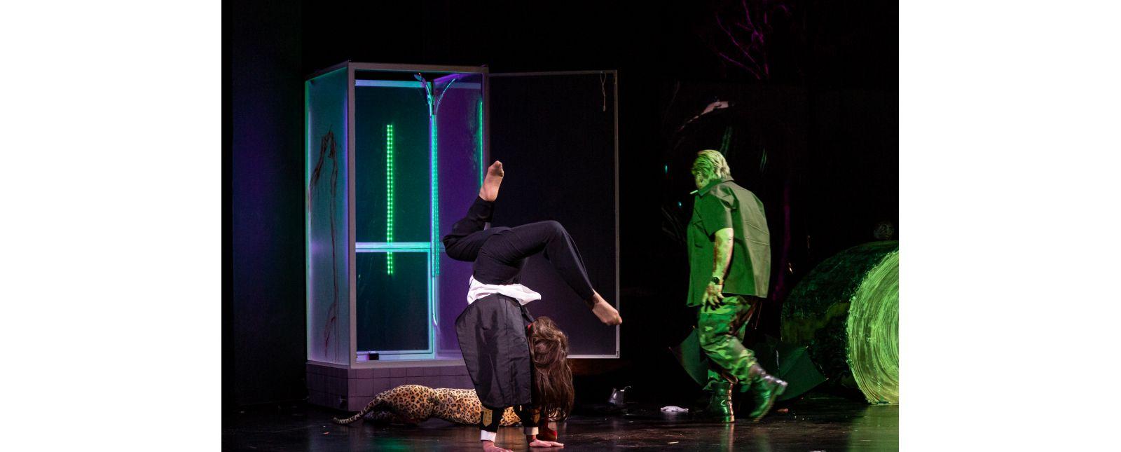 DIDO UND AENEAS // Janina Staub / Roberto Gionfriddo // Foto: Laura Nickel