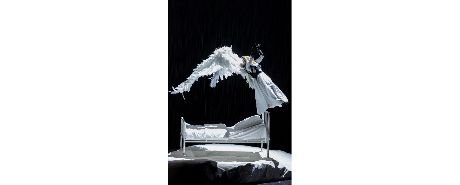 Angels in America // Angela Falkenhan // Rainer Muranyi // 2018
