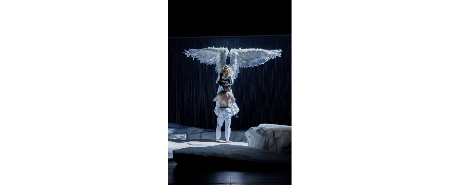 Angels in America // Angela Falkenhan, Robin Adams // Rainer Muranyi // 2018