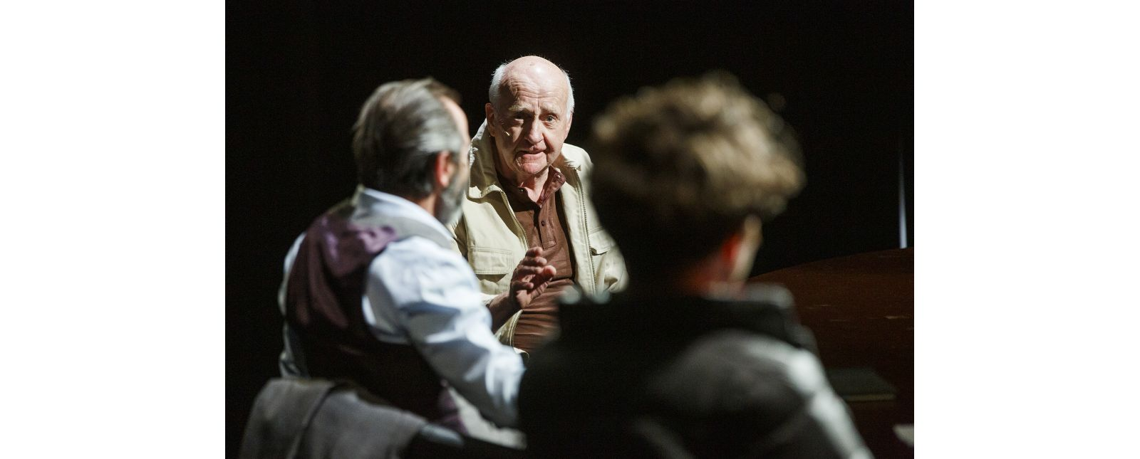 Die Seuche // Henry Meyer / Hartmut Stanke / Moritz Peschke // Foto: Rainer Muranyi