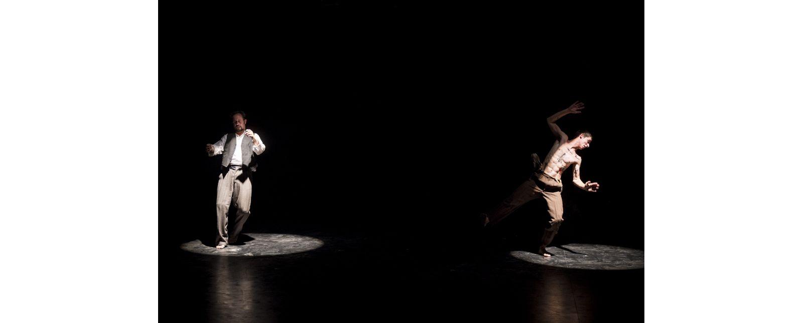 2 glorreiche Halunken // Graham Smith / Simão Smith // 2020 // Foto: Marc Doradzillo