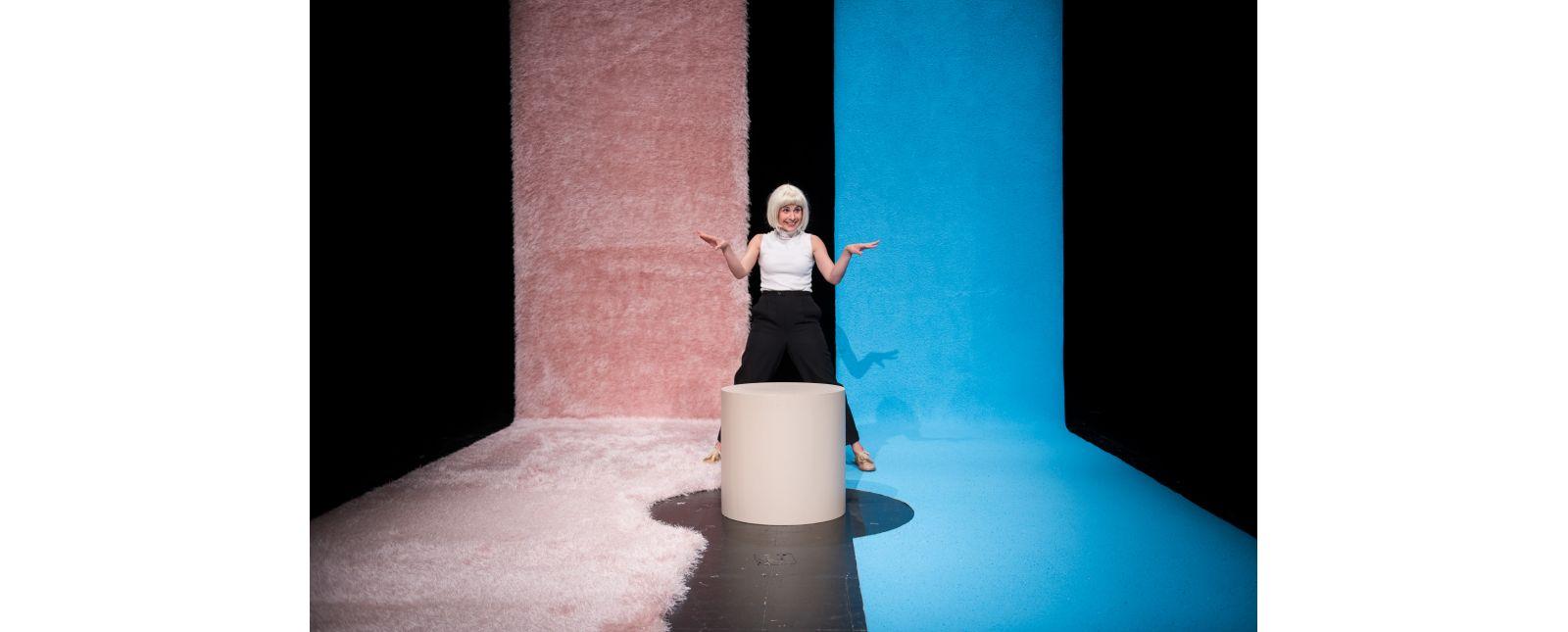 Girls & Boys // Angela Falkenhan // 2018 // Marc Doradzillo