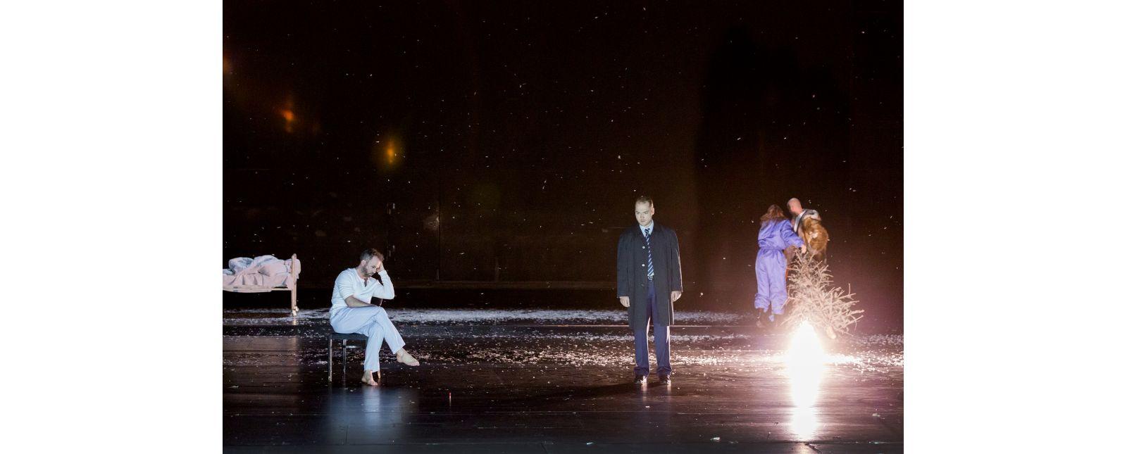 Angels in America // Robin Adams, John Carpenter, Inga Schäfer, Bernhard Landauer // Rainer Muranyi // 2018