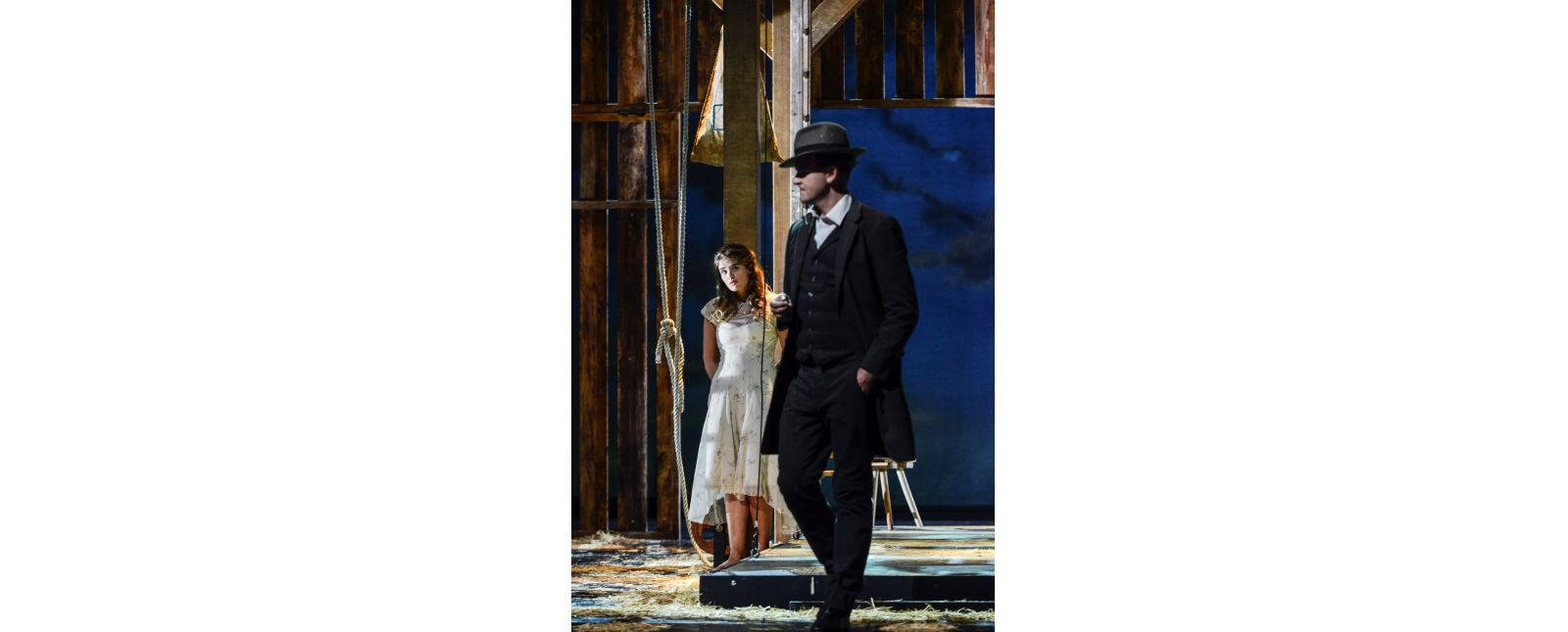 Eugen Onegin // Solen Mainguené // Michael Borth // 2018 // Tanja Dorendorf // T+T Fotografie