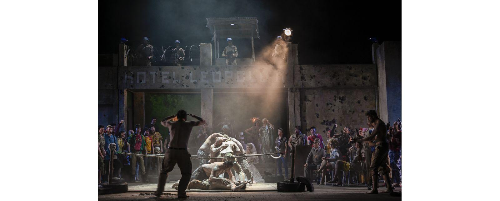 HULDA // Ensemble // Opernchor // 2019 // Tanja Dorendorf // T+T Fotografie