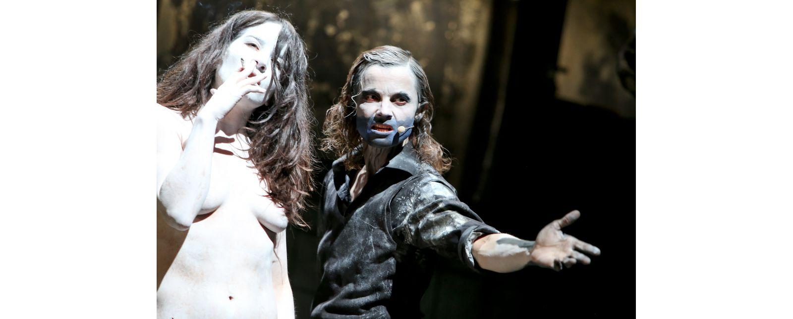 Lulu. Eine Mörderballade // Laura Angelina Palacios, Susanne Burkhard 2015 // Birgit Hupfeld