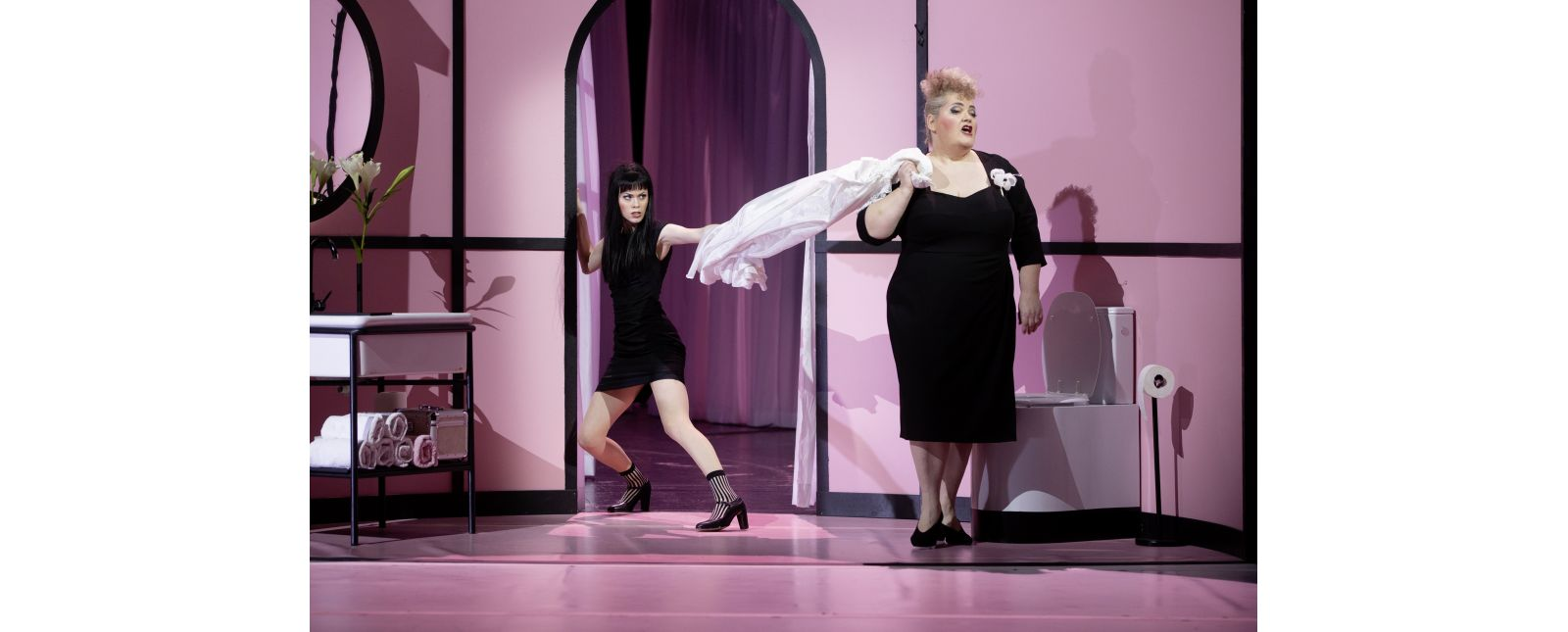 Die Hochzeit des Figaro // Samantha Gaul / Anja Jung // 2020 // Rainer Muranyi