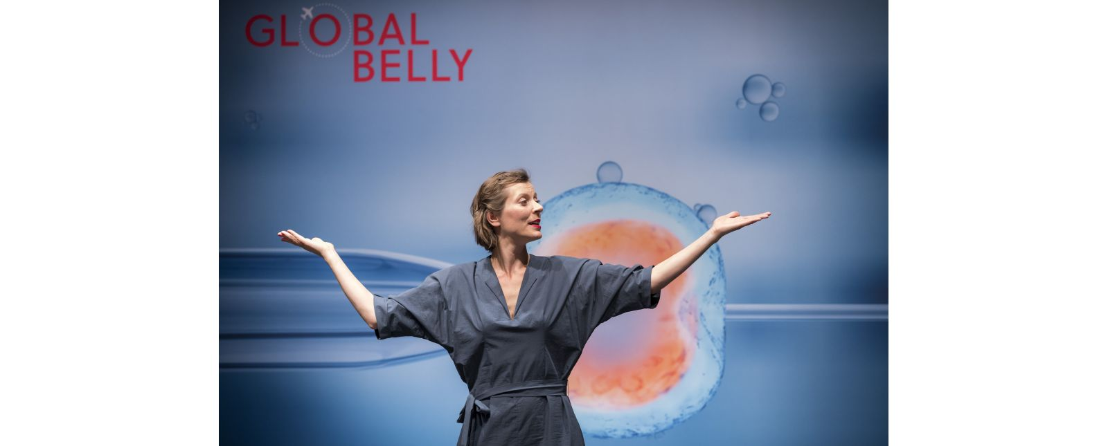 GLOBAL BELLY // Stefanie Mrachacz // 2020 // Marc Doradzillo