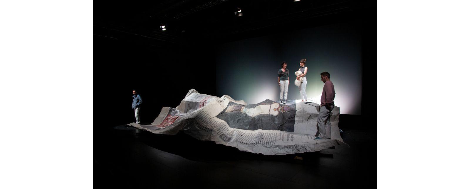 NUR DAS BESTE // Henry Meyer / Elisabeth Kopp / Iris Becher / Martin Hohner // 2020 // Laura Nickel